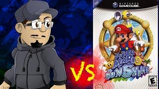 Johnny vs. Super Mario Sunshine