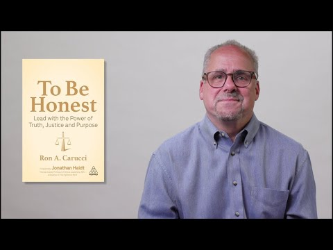 Honesty is a Muscle One: Be Who You Say You Are