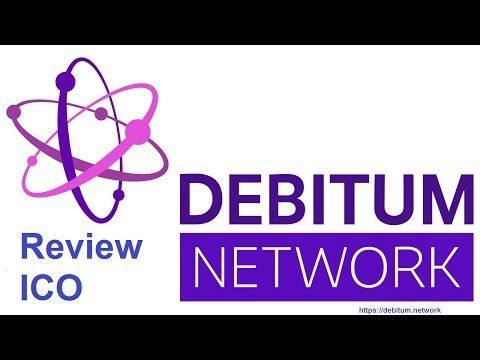 ICO Debitum – global financing network for SME on Blockchain.
