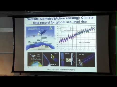 The Future of Remote Sensing - Yi Chao
