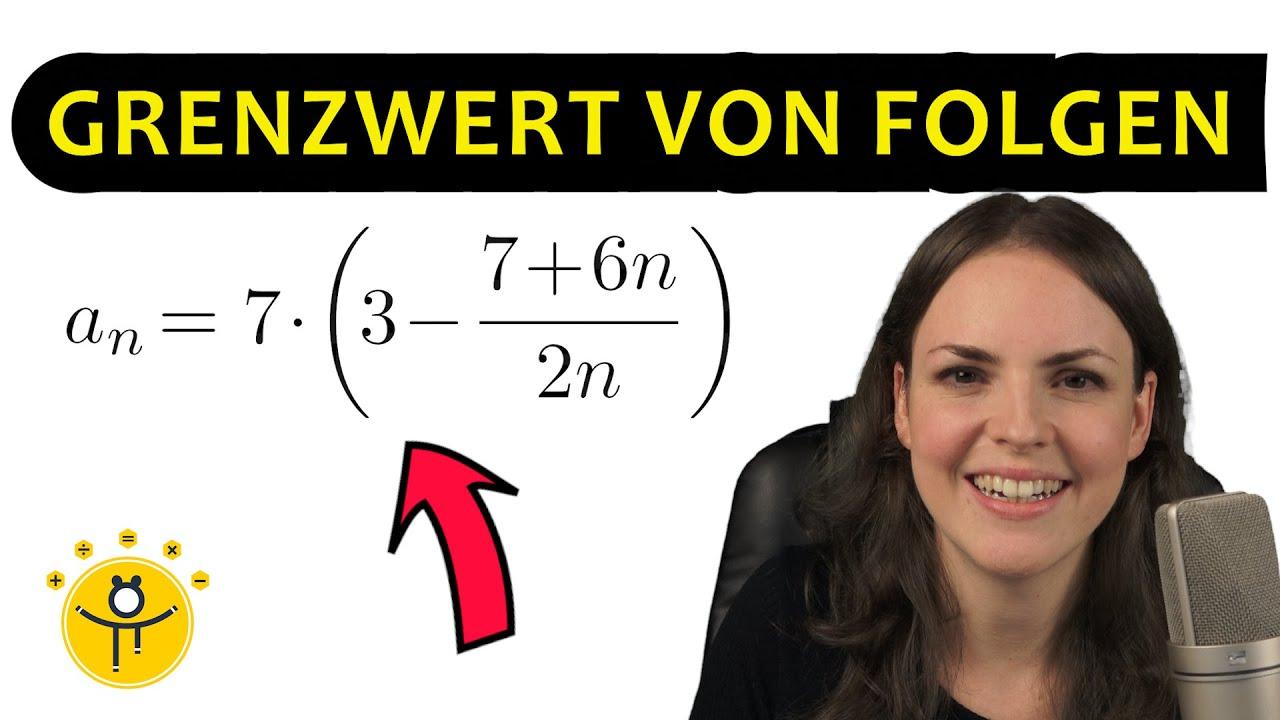Download GRENZWERTE von FOLGEN berechnen – viele Beispiele