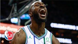 Kemba Walker's double-double fuels comeback win   Celtics vs. Hornets   NBA Highlights