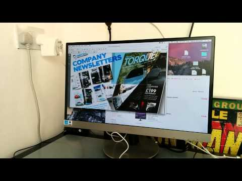 My mini review of the AOC i2369Vm Full HD 23