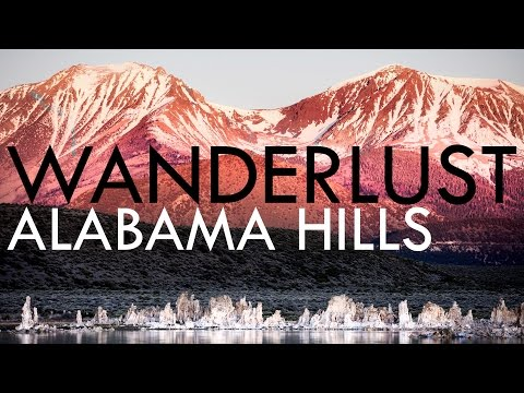 WL03! Ansel Adams, Sunsets & Sunrises, & Trespassing @ Alabama Hills