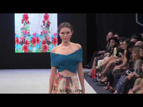 """Desfile de Lisa Thon """"Prima Donna"""" primavera/verano 2015   SAN JUAN MODA"""