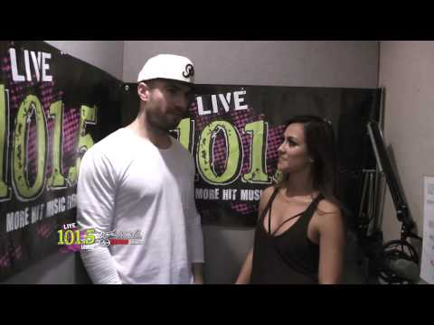 Sam Hunt and Lady La Interview In The Closet