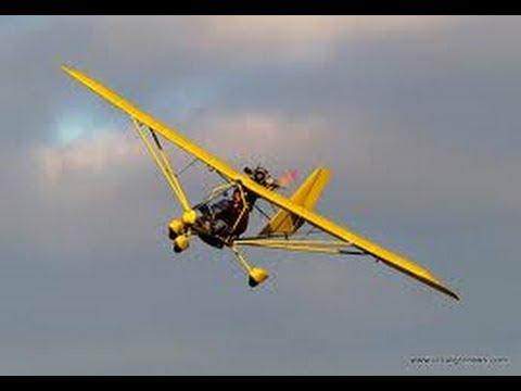 aerolite 103 ultralight aircraft for sale 8500 flight