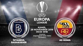 Basaksehir - AS Roma 0 - 3 | UEFA Europa League | 29.11.2019