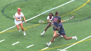 Highlights: Cornell Women's Lacrosse vs Penn - 4/30/16