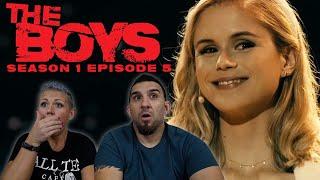 The Boys Season 1 Episode 5 'Good for the Soul' REACTION!!