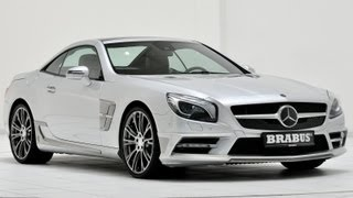 Brabus takes Mercedes SL to another level Videos
