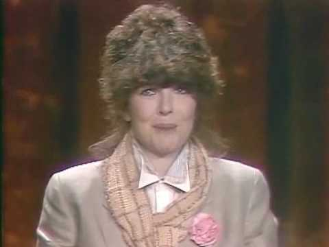 Diane Keaton Wins Best Actress Oscar: 1978 Oscars - YouTube