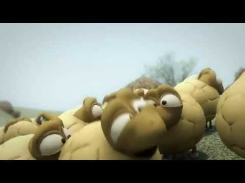 Parable of the Lost Sheep - Animated Bible Video HD 1080p