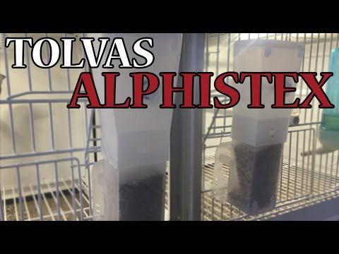 TOLVAS ALPHISTEX |WWW.ORNIVERA.COM