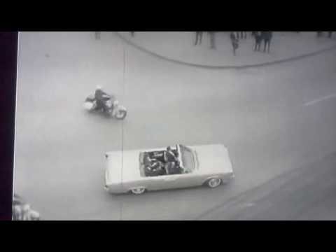Mandela : NEW Residue JFK Zapruder Film FRAUD : Effect