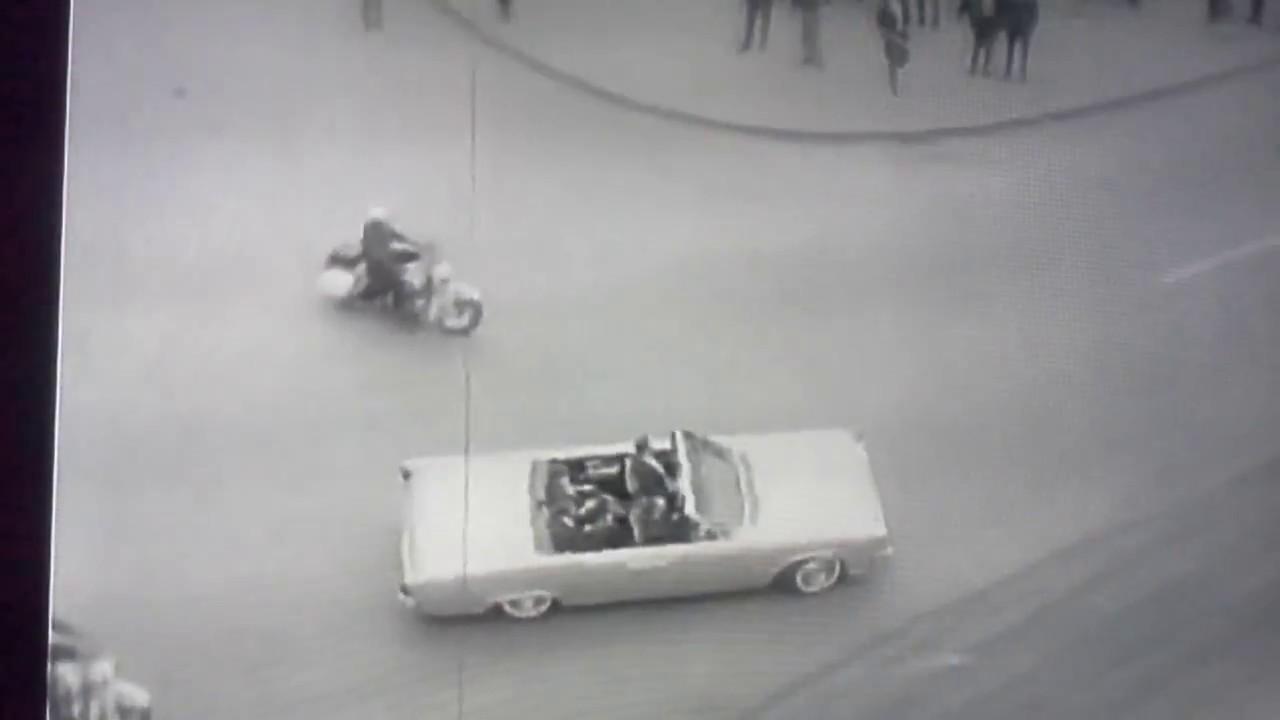Mandela : NEW Residue JFK Zapruder Film FRAUD : Effect - YouTube