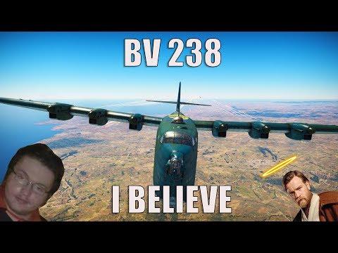 War Thunder BV 238 Carnage continues