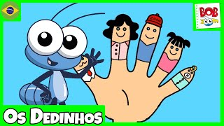 Os Dedinhos - Bob Zoom - Video Infantil Musical Oficial