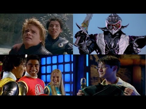 "Power Rangers Ninja Storm: The ""Chill"" Season of Rangers(Part 2)"