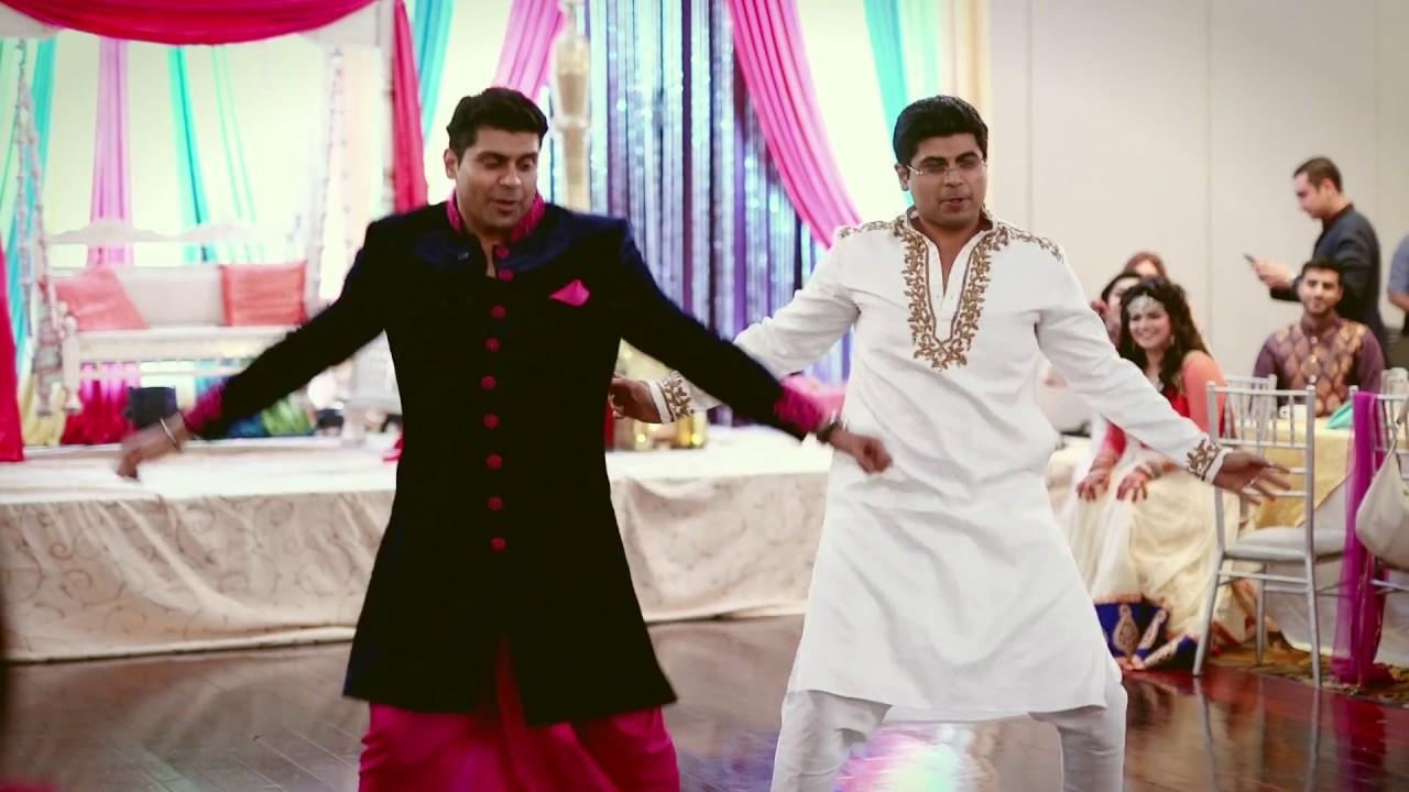 Bollywood fever - Ray + Maria`s Mehndi dance performance