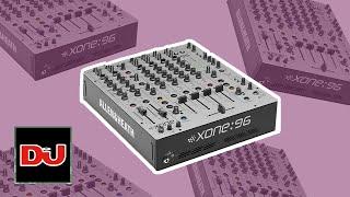 Allen & Heath Xone:96 DJ Mixer | First Look