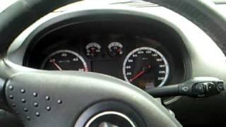 Bruit turbo Seta Ibiza TDI 110 ASV