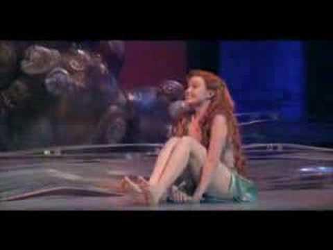 The Little Mermaid on Broadway!