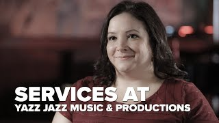Yazz Jazz Music & Productions - Services