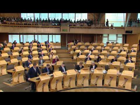 General Questions - Scottish Parliament: 24th November 2016