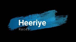 Heeriye - Race 3 |  Salman Khan | Jacqueline Fernandez | Dance Choreography by Priya Chopra (UADC)