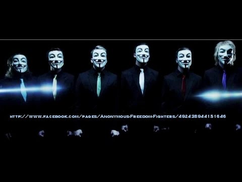 Anonymous Documentary   How Anonymous Hackers Changed the Wo
