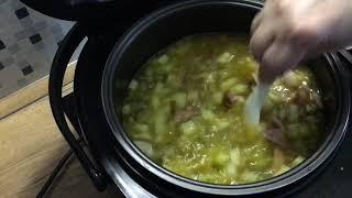 Семейный рецепт! 👩🏻🍳 Сборная мясная солянка в мультиварке! Про Иван-чай и прочие полезности!