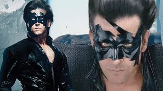 Hrithik Roshan Used Over 600 Masks For Krrish 3