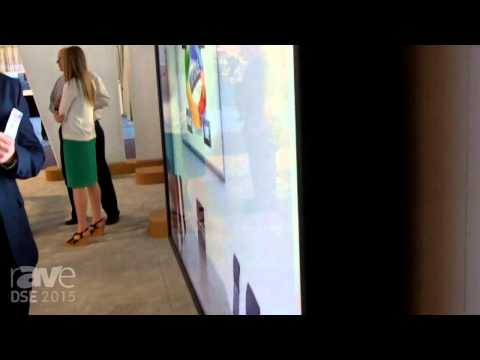 DSE 2015: NEC Display Features E905 Commercial Display With OPS