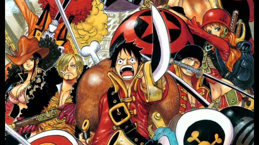 One Piece Fight Music Hd Youtube