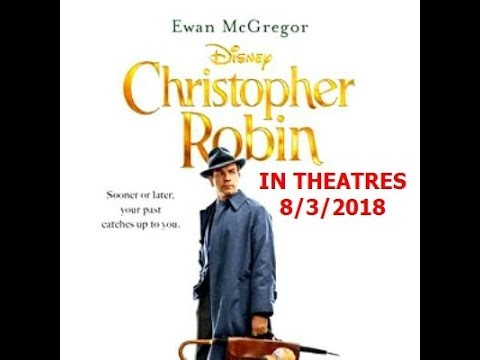 christopher robin movie trailer in theatres august 3 2018 youtube rh youtube com Christopher Robin 2018 Adult Christopher Robin Tigger Christopher Robin 2018