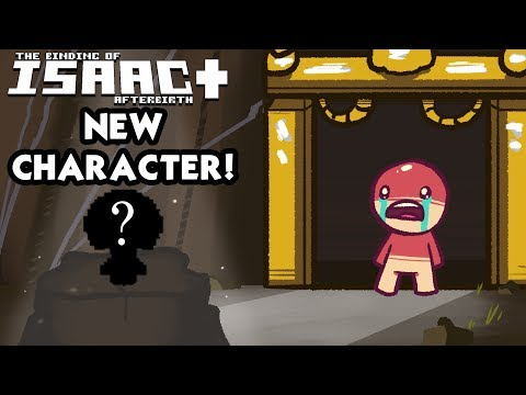 How to Unlock THE FORGOTTEN in Isaac  Booster Pack 5 NEW CHARACTER!