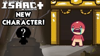 How to Unlock THE FORGOTTEN in Isaac - Booster Pack 5 NEW CHARACTER!