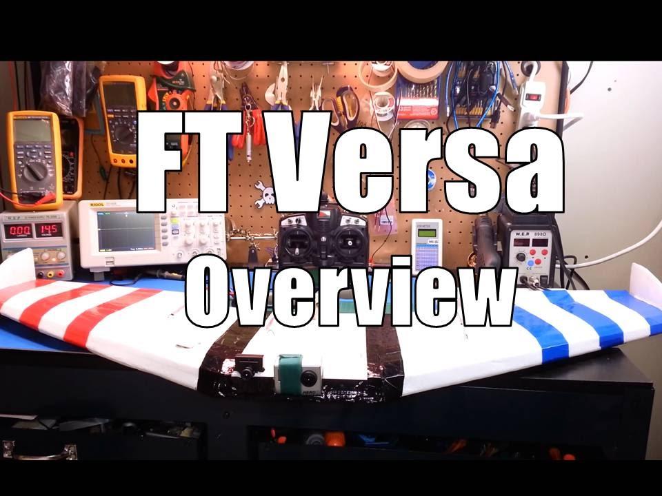 Foam Board FPV Drone - Systems Overview