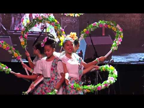 Bulaklakan - Filipino Folk Dance Performed by YSL