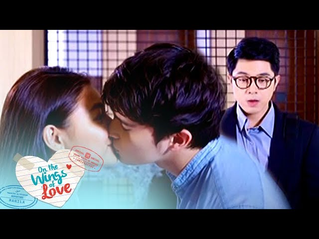On The Wings Of Love: Sweet Kiss