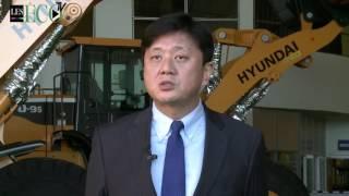 Hyundai Construction compte hausser ses parts de marché en 2017