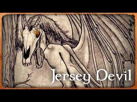Jersey Devil, What is It?   Tales of Earth