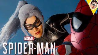 Spider-man PS4 / Homem Aranha PS4 - A DLC The Heist / O Assalto Parte 2 (ep. #44)