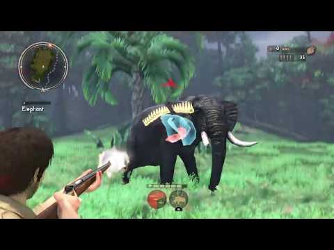 Hunters African Elephants of the Jungle : Cabela's® African Adventures ..2017.. [Ps4] Games