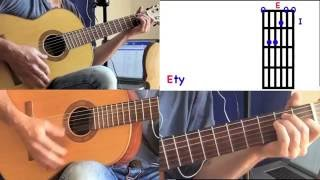"""This is probably the first and only video tutorial of the song """"I b..."""