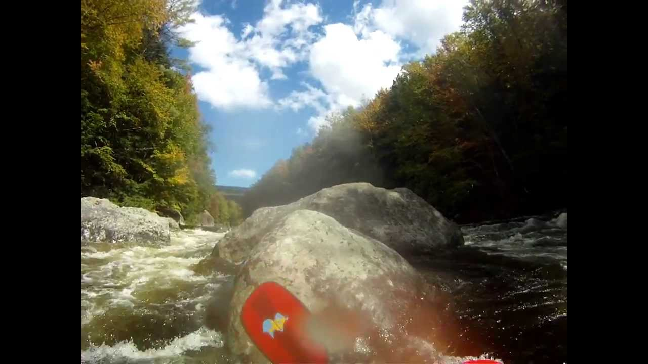White water kayaking olympics