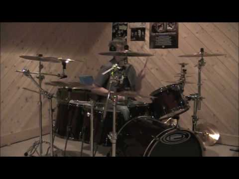 Fireflight - Desperate - Drum Cover - Brooks