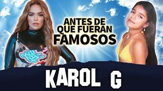 Karol G   Antes De Que Fueran Famosos   Biografía Actualizada Tusa 2020