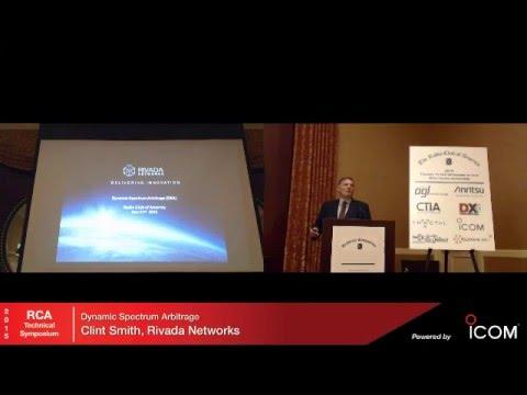 RCA Symposium 01 Dynamic Spectrum Arbitrage
